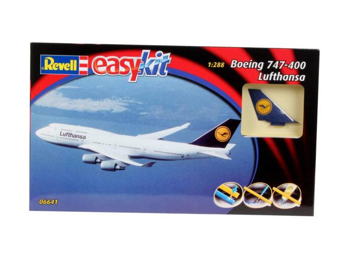 Revell 06641 Boeing 747 'Lufthansa' easykit