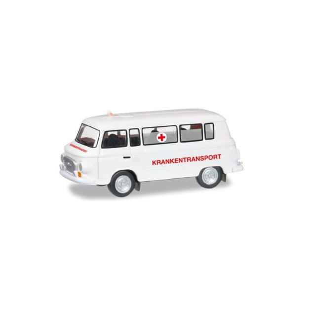 Herpa 066433 Barkas B 1000 Bus