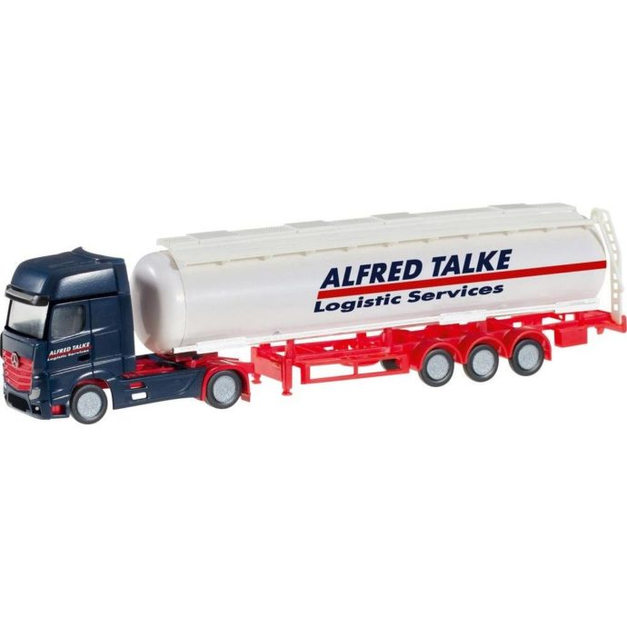 "Herpa 066488 Mercedes Benz Actros ""Alfred Talke"""