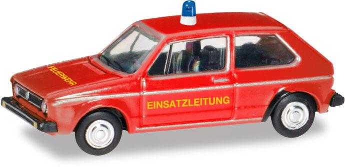 Herpa 066754 VW Golf I