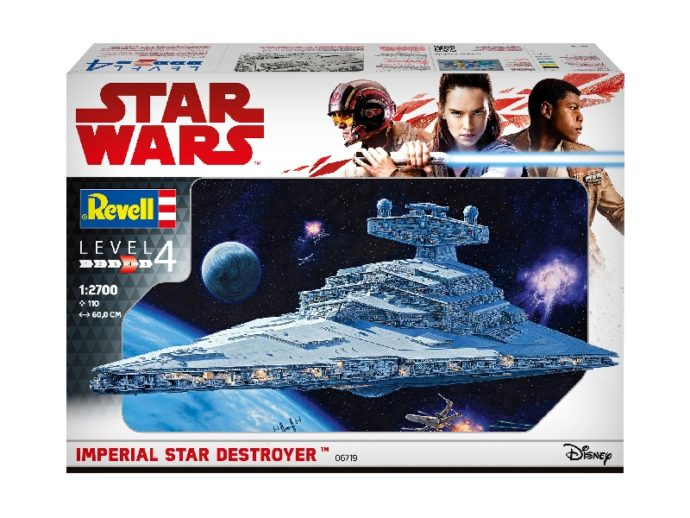 Revell 06719 1/2700 IMPERIAL STAR DESTROYER