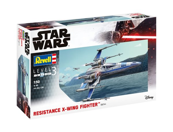 REVELL 06744 Resistance X-wing Fighter