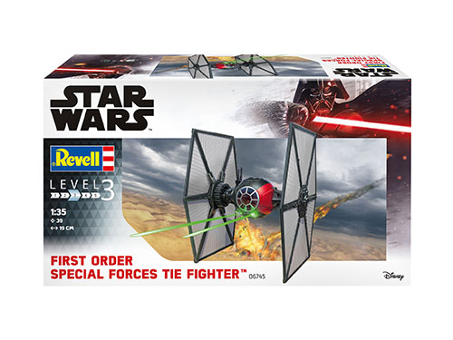 REVELL 06745 Special Forces TIE Fighter