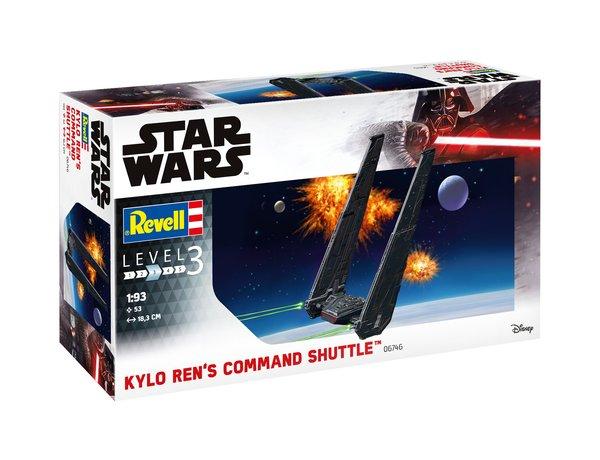 REVELL 06746 Kylo Ren's Command Shuttle