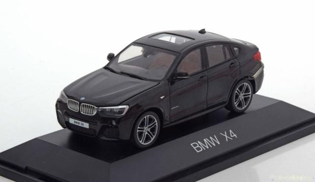 Herpa 070904 BMW X4 nero Uni