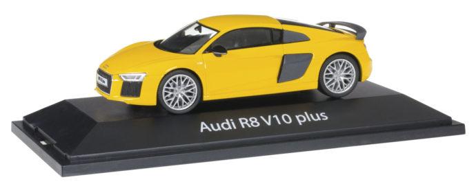 Herpa 070928 Audi R8 V10 Plus