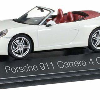 Herpa 071116 Porsche 911 Carrera 4 Cabriolet