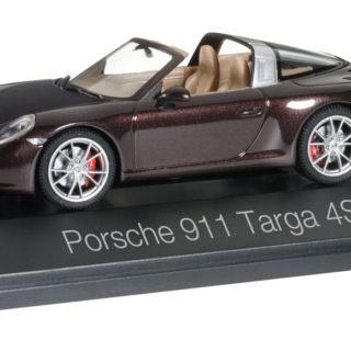 Herpa 071130 Porsche 911 Targa 4S