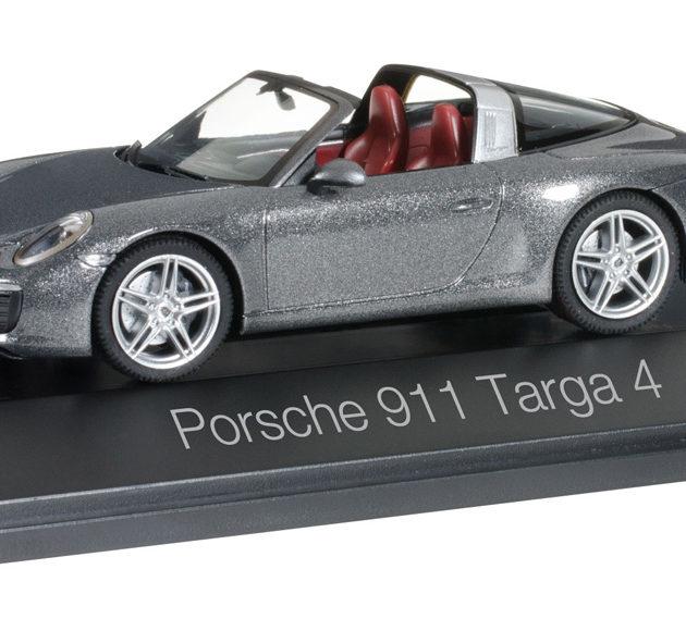 Herpa 071154 Porsche 911 Targa 4