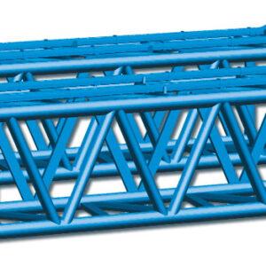 Herpa 076616 2 Tralicci x Liebherr LR 1600/2