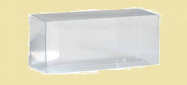 Herpa 084284 50 Scatolette trasparenti x auto