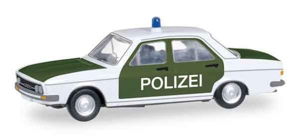 """Herpa 092005 Audi 100 """"Polizia Niedersachsen"""""""