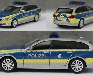 "Herpa 092869 BMW 5serie Touring ""Polizia Autostradale"