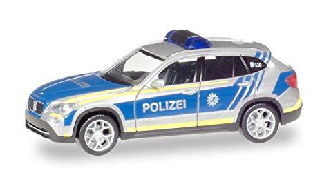 """Herpa 093033 BMW X1 """"Polizia Bayern"""""""