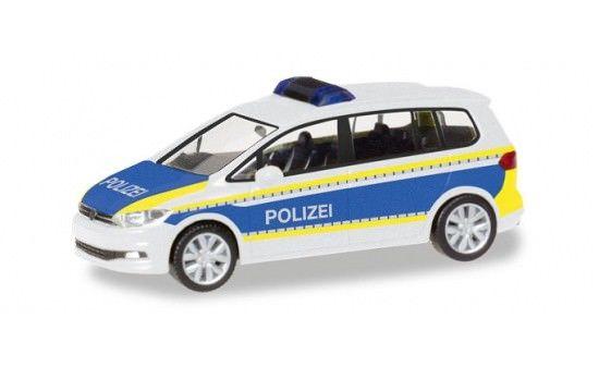 "Herpa 093576 VW Passat Touran ""Polizia """