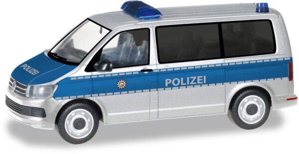 """Herpa 093842 VW T 6 Bus """"Polizei NRW"""""""