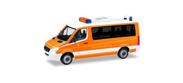 """Herpa 093898 Merceds Benz Sprinter '06 pompieri """"Ingolstadt"""""""