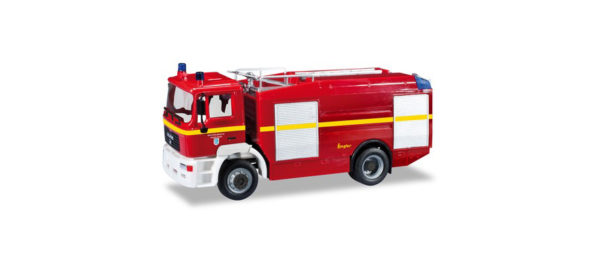 Herpa 093927 MAN M 2000 EVO pompieri