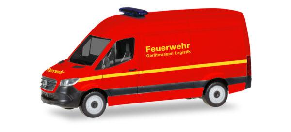 Herpa 093941 Mercedes Benz Sprinter '18 asten