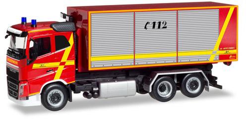 Herpa 094023 Volvo FH FD pompieri
