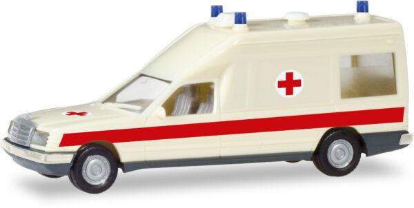 "Herpa 094153 Mercedes Benz Miesen (Basic) ""Croce Rossa"""