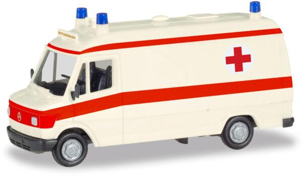 "Herpa 094160 Mercedes Benz T1   (Basic) ""Croce Rossa"""