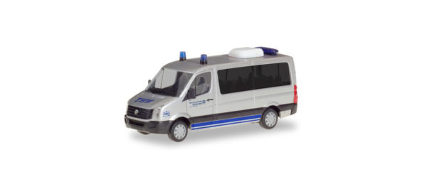 """Herpa 094306 VW Crafter Bus  """"MTW ESS THW Achim"""""""