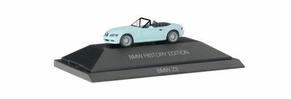 """Herpa 102032 BMW Z3 """"BMW History Edition"""""""