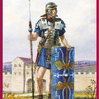 MINIART 16007 Roman Legionary. Ii Century A.D.