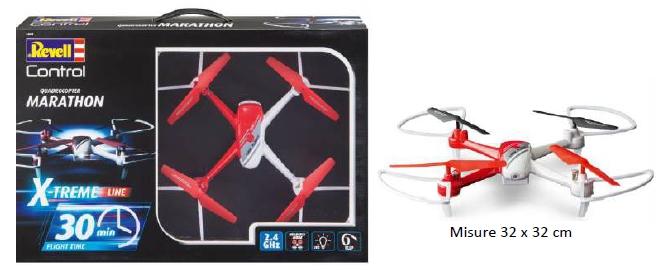 "REVELLCONTROL 24898 X-treme Quadcopter ""Long Flight"""