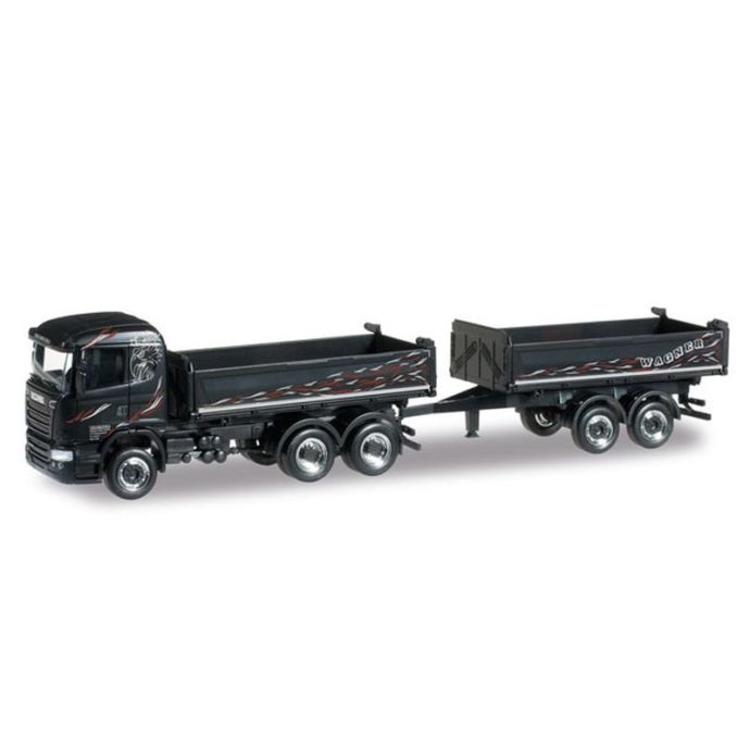 """Herpa 304160 Scania R '13 TL """"Wagner"""""""