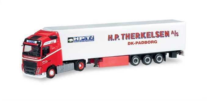 "Herpa 304559 Volvo FH Gl. ""H.P. ""Therkelelesen"""