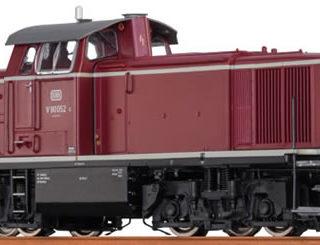 Brawa 41503 Locomotore Diesel V 90 delle DB