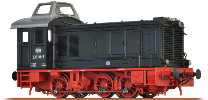 Brawa 41608 Loco diesel BR 236 DB