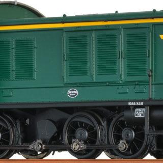 "Brawa 41616 Loco diesel 236 delle ""FS"" analogic BASIC"