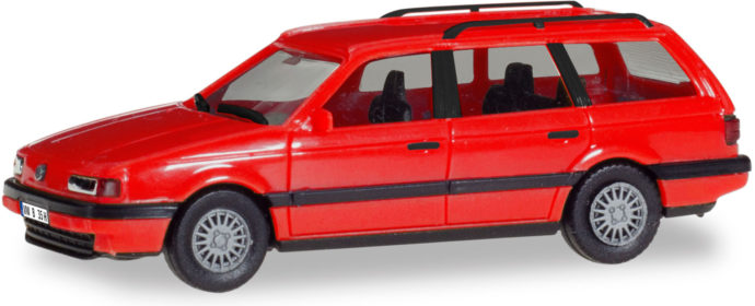 "Herpa 420334 VW Passat Variant ""H-Edition"""