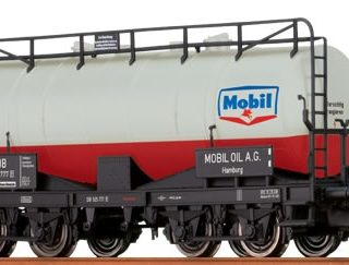 Brawa 47064 CARRO cisterna Mobil