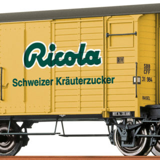 "Brawa 47862 Carro merci K2 ""Ricola"""