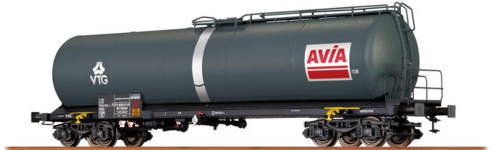 "Brawa 48772 Carro cisterna ""Avia Osterwalcer""  NS"