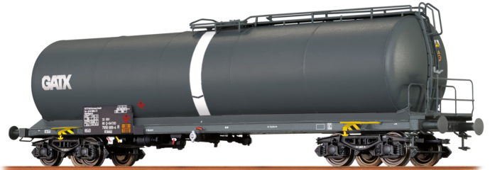 Brawa 48773 Carro cisterna GATX