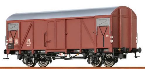 Brawa 48810 CARRO MERCI Gms 54 DB