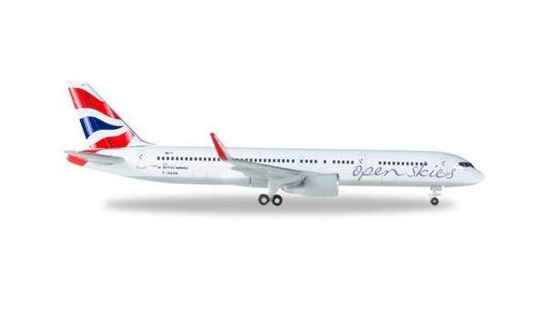 Herpa 530019 Boeing 757-200 OpenSkies (British A)
