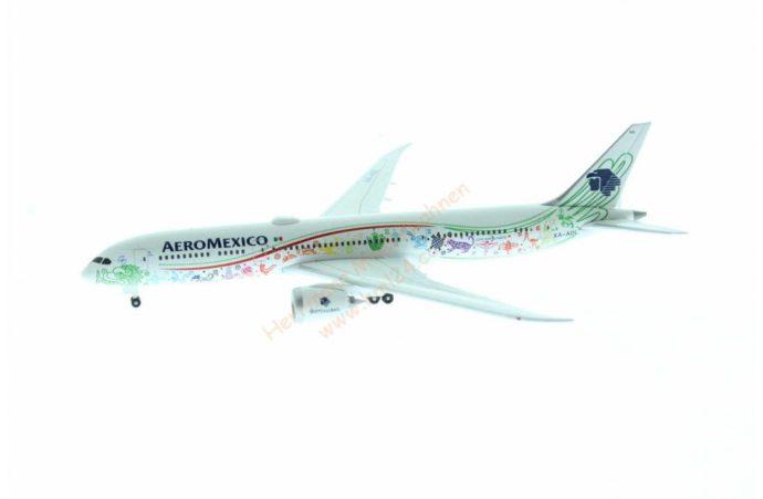 Herpa 530415 Boeing 787-9 Dreamliner  Aeromexico