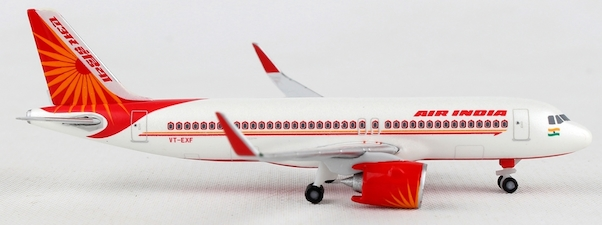 Herpa 531177 Airbus A320neo  Air India