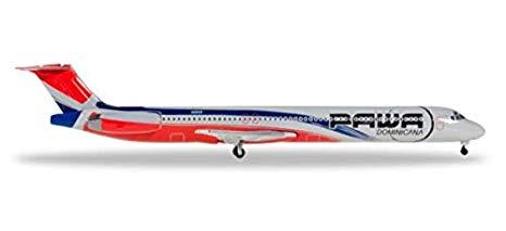 Herpa 531603 McDonnell Douglas MD-83  PAWA