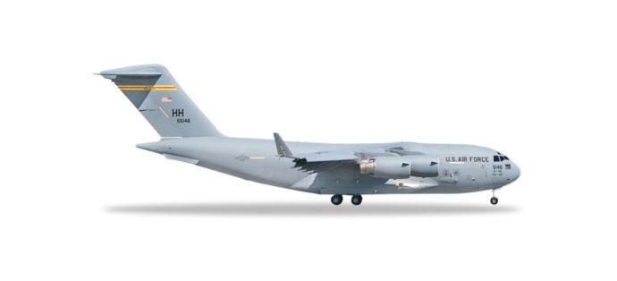 Herpa 531665 Boeing C-17A U.S.Air Force Globemaster III