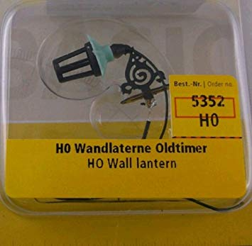 Brawa 5352 LAMPADA A PARETE OLDTIMER