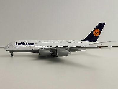 """Herpa 550727-004 Airbus A380 """"Lufthansa"""""""