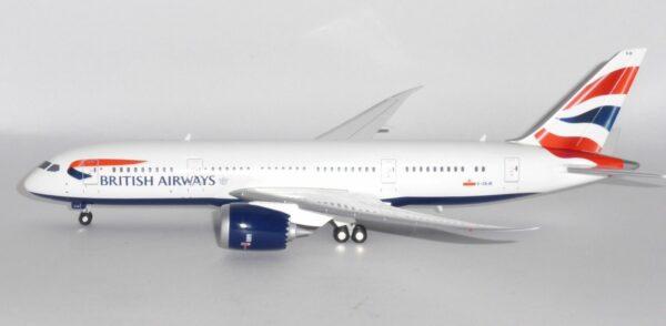 Herpa 556224 British Airways Boeing 787-8 Dreamliner