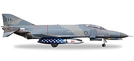 Herpa 558518 Hellenic Air Force McDonnel Dougla F-4E